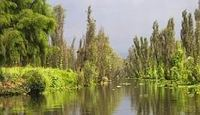 Xochimilco  Lake Mexico